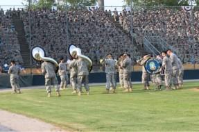 military appreciation band